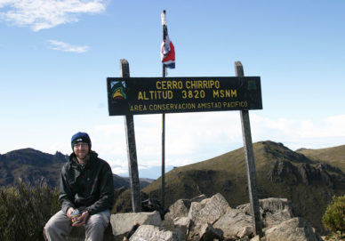 Cerro Cirripó (Costa Rica)