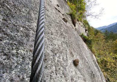 Weisse Gams Klettersteig (Österreich)