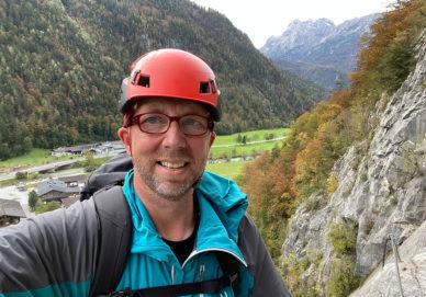 Klettersteig Zahme Gams (Österreich)