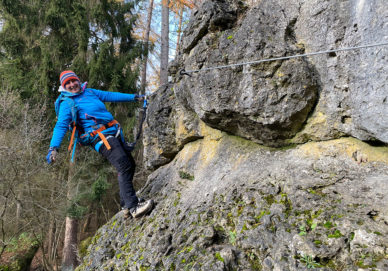 Kemnitzenstein-Klettersteig (Deutschland)