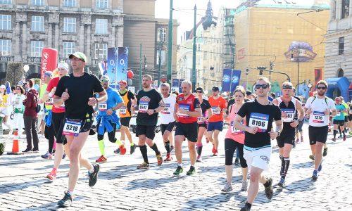 19. Sportissimo Prag Halbmarathon
