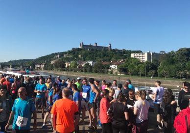 17. iWelt Marathon Würzburg 2017