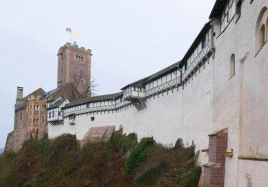 Eisenach - Wartburg (Deutschland)