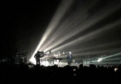 Massive Attack 2019 im Zenith in München (Deutschland)