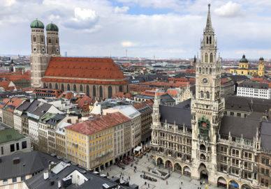 München - Marienplatz (Deutschland)