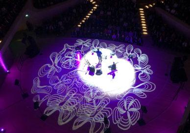 Tom Walker 2019 in der Elbphilharmonie in Hamburg (Deutschland)