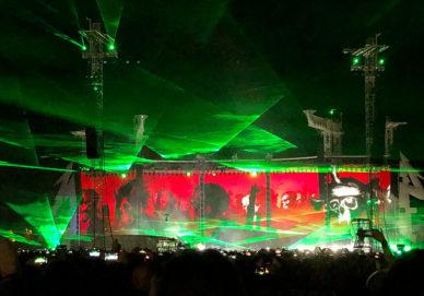 Metallica 2019 in Madrid (Spanien)