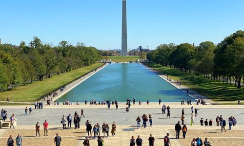 Washington DC - Washington Monument (USA)