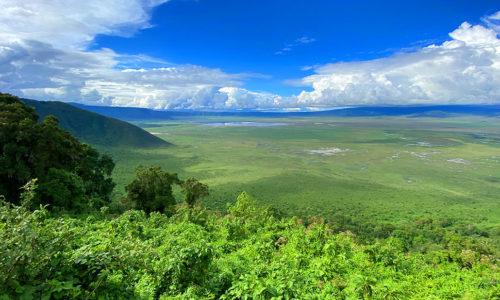 Ngorongoro Crater (Tanzania)