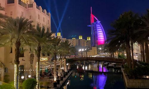 Dubai - Burj al Arab (Vereinigte Arabische Emirate)