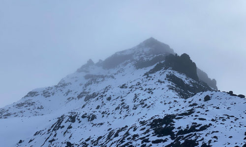 Mount Kenya - Point Lenana (Kenya)