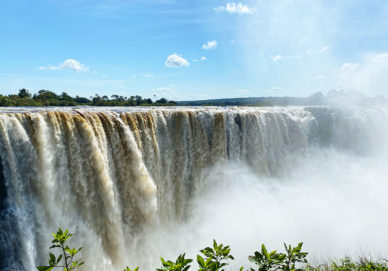 Victoria Falls - Victoriafälle (Zimbabwe)