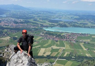 Fingerklettersteig (Deutschland)