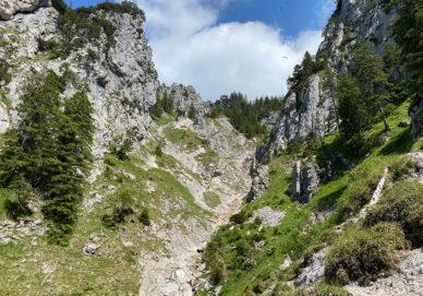 Klettersteig Gelbe Wand (Deutschland)