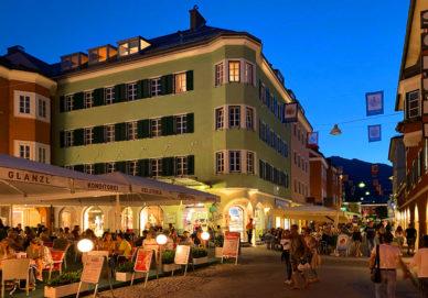 Lienz - Hauptplatz (Österreich)