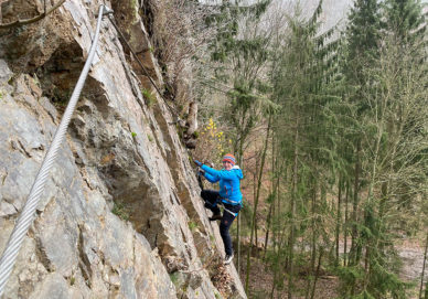 Ernst-Hartwig-Klettersteig (Deutschland)