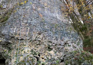 Plecher Klettersteig (Deutschland)