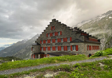 Alpinhotel Grimsel Hospiz (Schweiz)