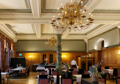 Hotel Pilatus-Kulm (Schweiz)