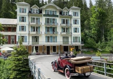 Hotel Rosenlaui (Schweiz)