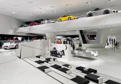 Stuttgart - Porsche Museum (Deutschland)