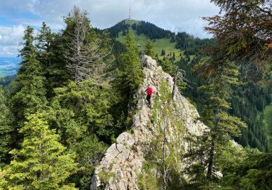 Burgberger Hörnle Klettersteig (Deutschland)