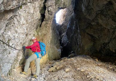 Brudertunnel Klettersteig (Österreich)