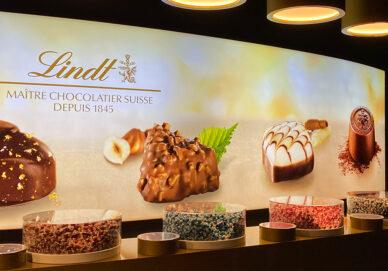 Lindt - Home of Chocolate (Schweiz)