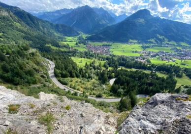 Ostrachtaler Klettersteig (Deutschland)