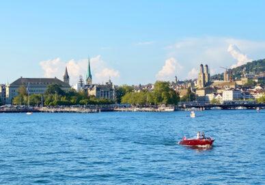 Züricher See (Schweiz)