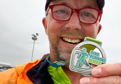 Ring Running Series 2021 Hockenheimring Halbmarathon (Deutschland)