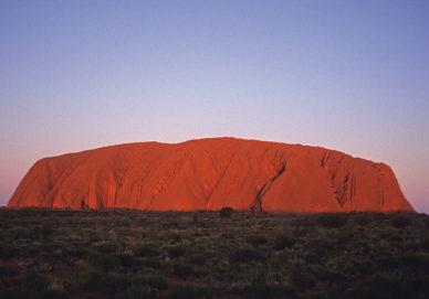 Uluru / Ayers Rock (Australien)