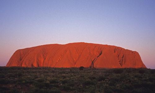 Ayers Rock (Australien)