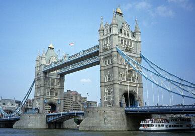 London - Tower Bridge (England)