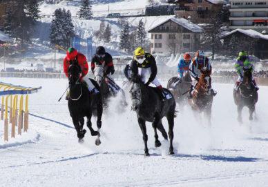 St. Moritz - White Turf (Schweiz)